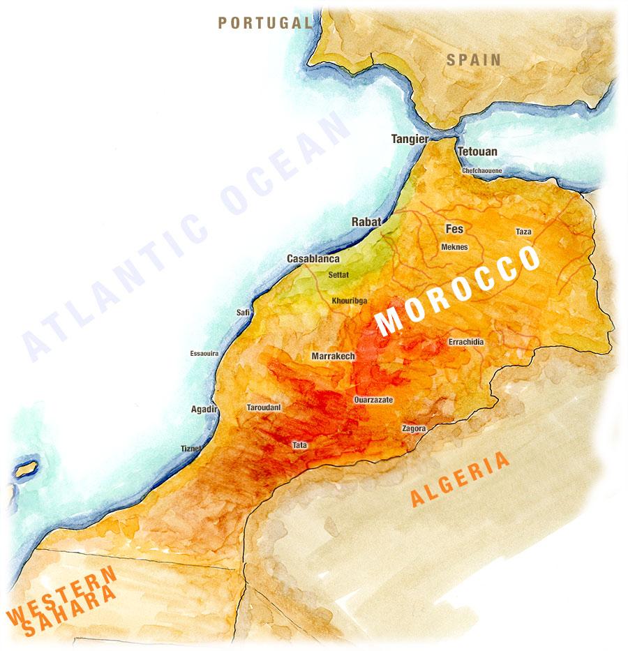 polusyon sa morocco essay