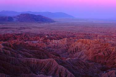 Anza Borrego, California