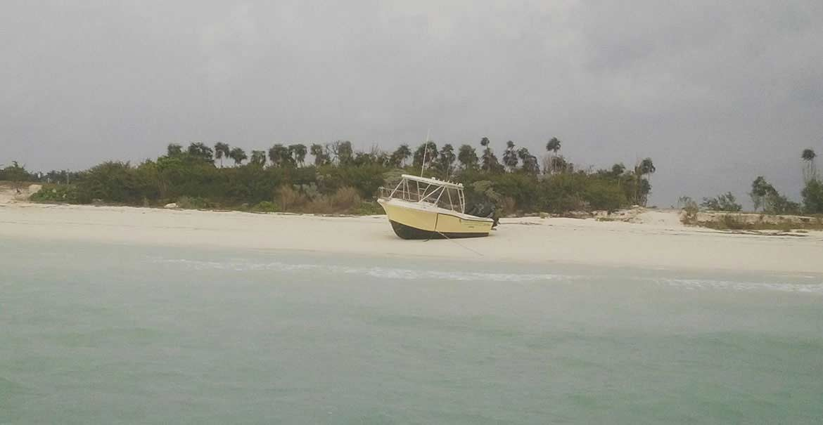 Bakers Bay Boat