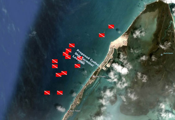 Proposed Bimini Ship Terminal