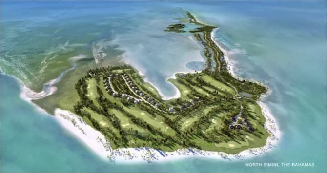 Bimini Golf Course would destroy the islands and the culture.