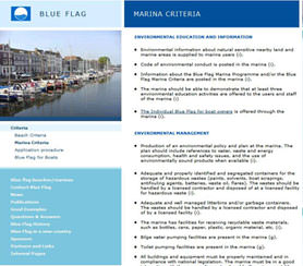 Blue Flag Marina
