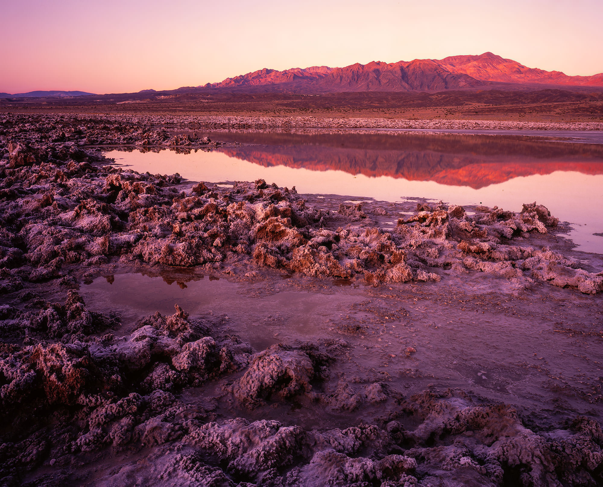 Death Valley Water