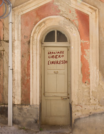 Cuban Door in Havana