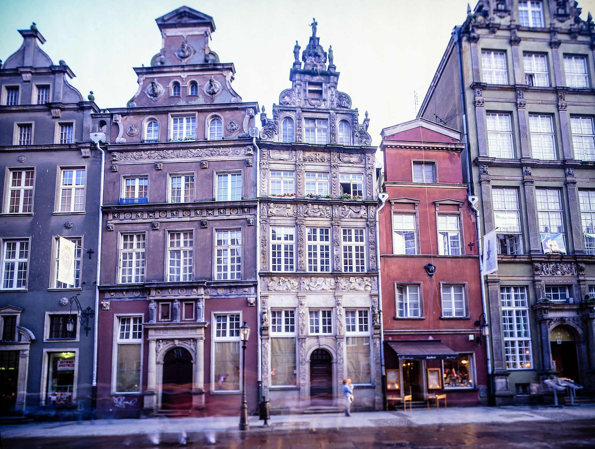 Gdansk Buildings Photo