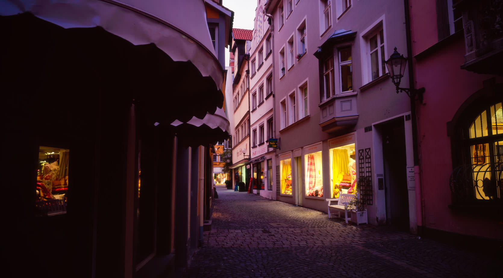 Appenzell at night Photograph