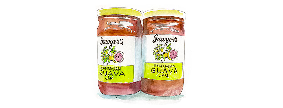 Guava Jelly by Sawyers
