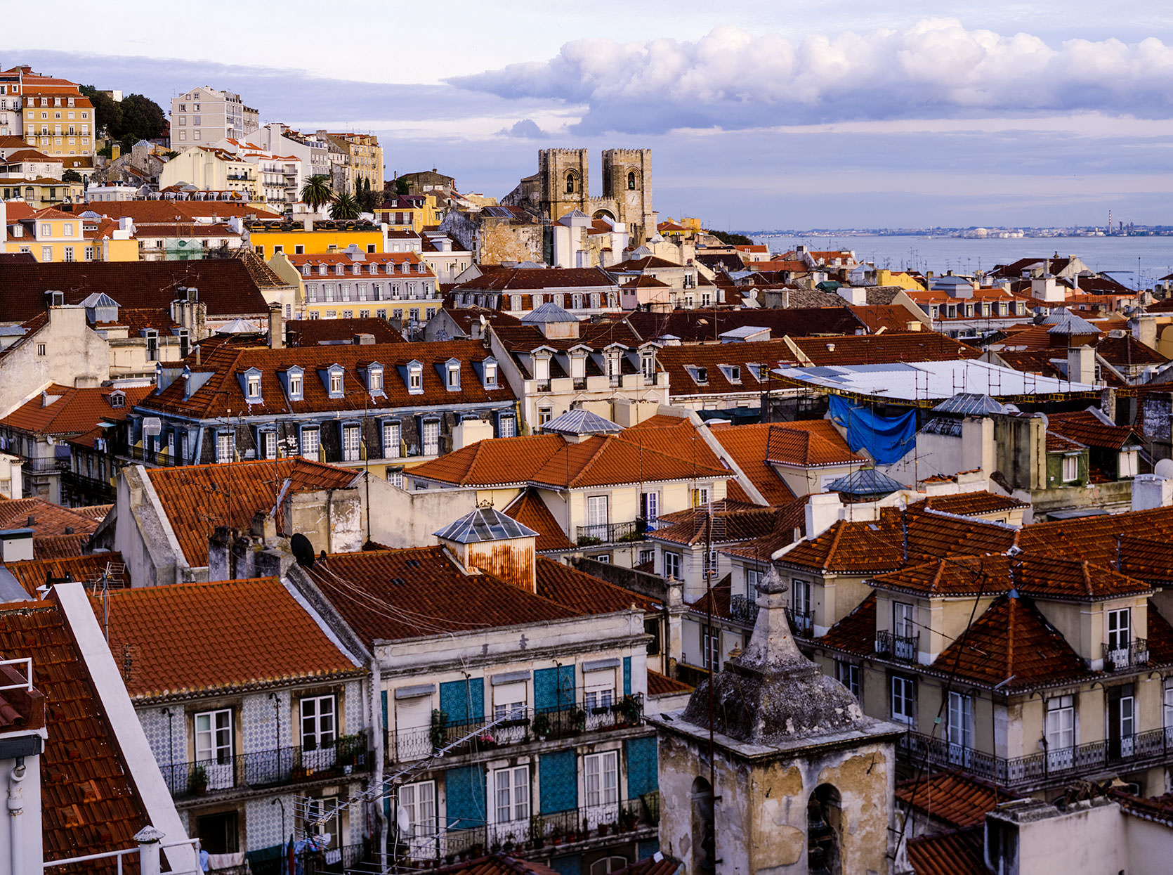 The Alfama Exploring Faded Majesty In Lisbon