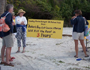 Bakers Bay will kill our reef