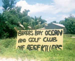 Bakers Bay, Ocean Killers