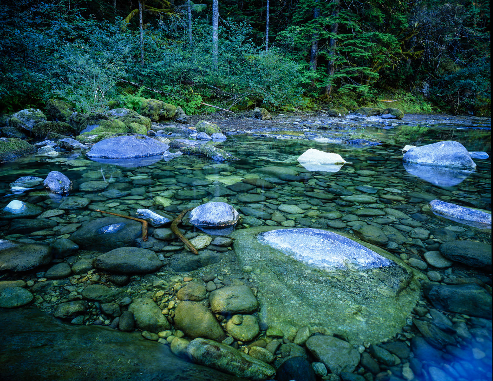 Opal Creek Pools