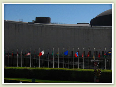 Sunny Day at the United Nations